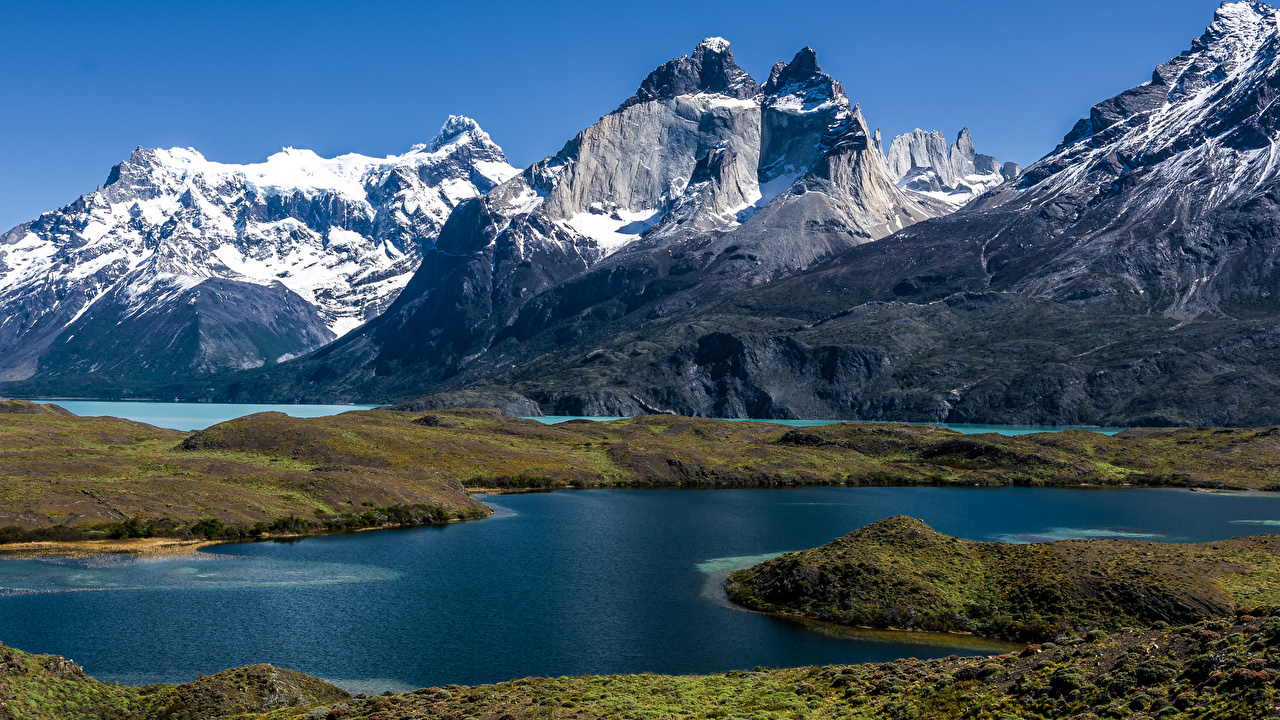 chile mountains